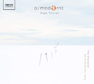 From the ground up - O/Modernt, Hugo Ticciati - Signum