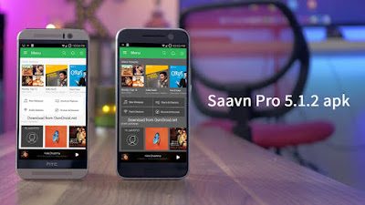 Saavn Pro 5.6 apk Modded Cracked apk  [latest apk]