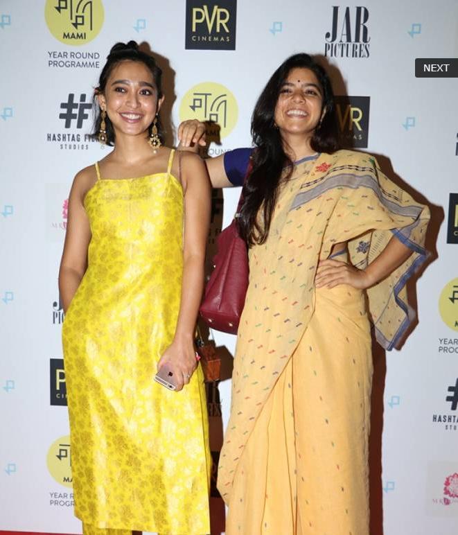 Swara Bhaskar at Screening of film 'Gurgaon' hosted by MAMI Film Club