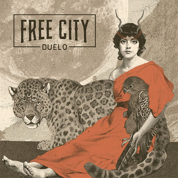"Free City release video for new song ""Cadenas"""
