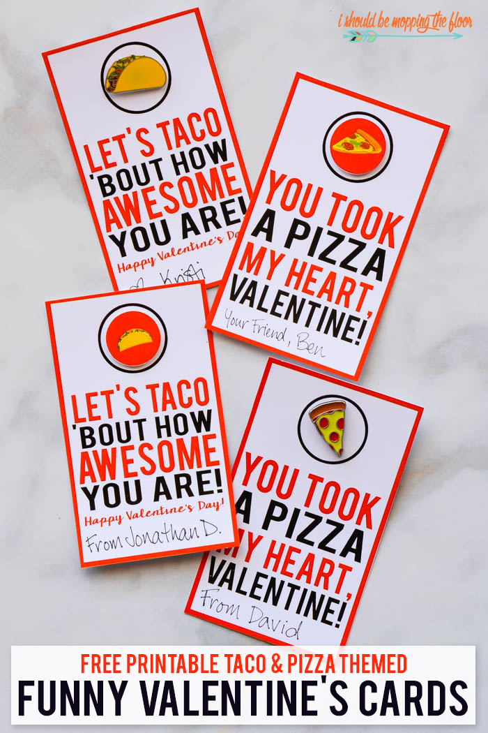 Free Printable Funny Valentines Cards