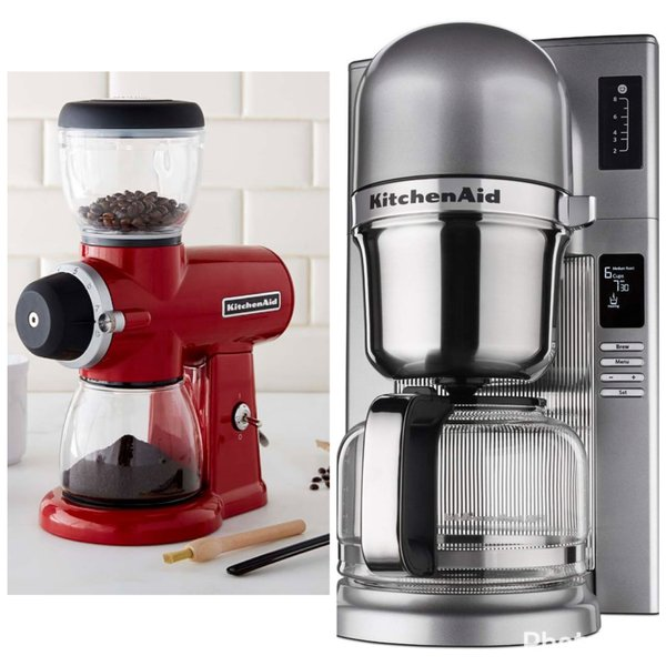 Kitchenaid Coffee Grinder - Start Your Day Right With The Full Effect Of Coffee