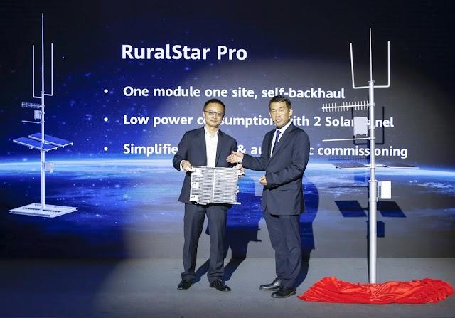 Huawei, RuralStar Pro Çözümünü Duyurdu