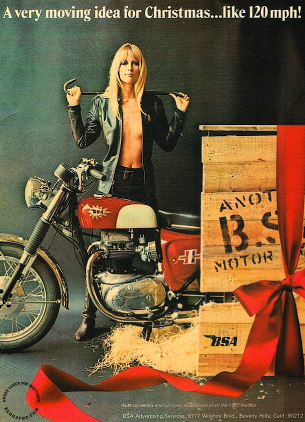 1960s Avert, Leather Fashion and Motorcycle