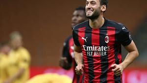 4 Klub Top Eropa Siap Rekrut Hakan Calhanoglu dari AC Milan