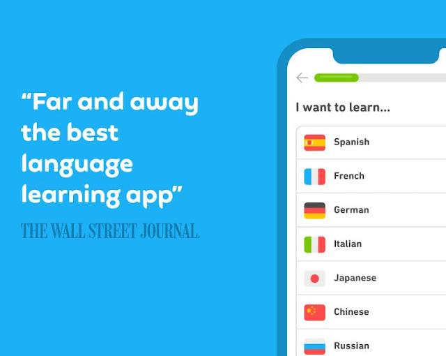 Duolingo full apk