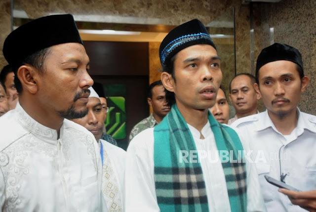 Abdul Somad, Habib Rizieq, dan Almarhum KH Zainuddin MZ