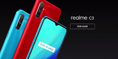 Cara Flash Realme C3 Tanpa Menggunakan Komputer