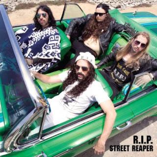"""R.I.P. - """"Street Reaper"""" (album)"""