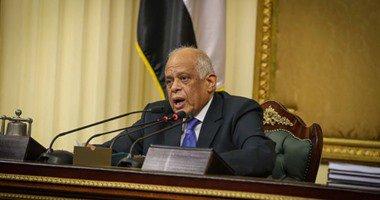 رئيس مجلس النواب عبد العال ينتقد النائب محمد الكوراني لمخالفاته