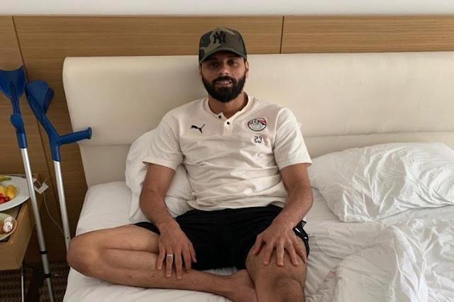 تصريحات نارية لمحمود جنش عن براءة أحمد ناجي من إصابته