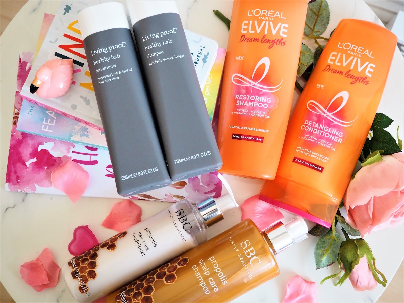 Tried & Tested : Shampoo and conditioner from High End to High Street for all hair concerns