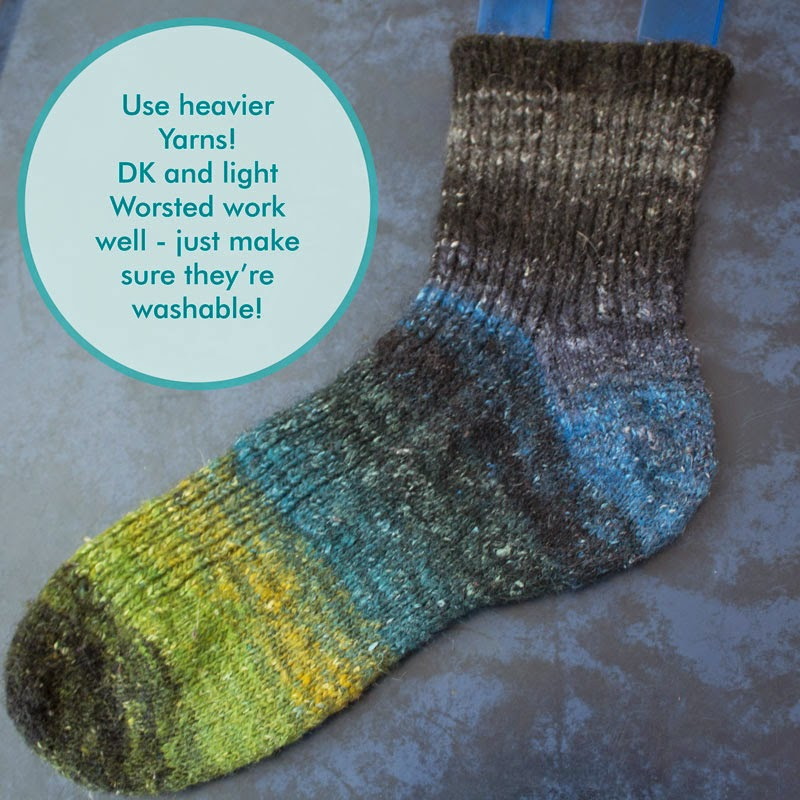 37ecf10b6 Look at using a denser gauge yarn – that is