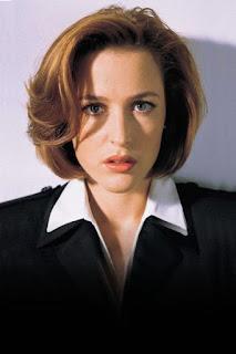 جيليان اندرسون (Gillian Anderson)، ممثلة أمريكية
