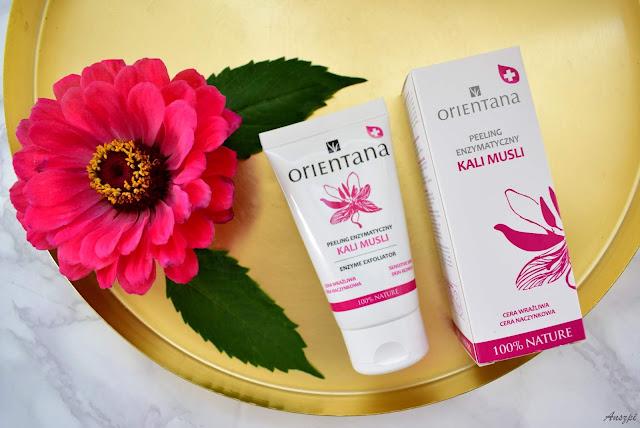 Peeling enzymatyczny Kali Musli dla skóry wrażliwej, Orientana