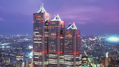 Park Hyatt Tokyo, Tóquio (Japão)