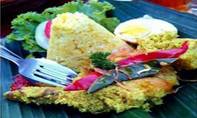 Nasi Bogana, Masakan Khas Cirebon Yang Terlupakan