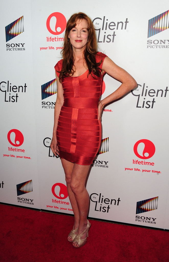 7f4b0a043c71 Herve Leger Sightings  Kathleen York at