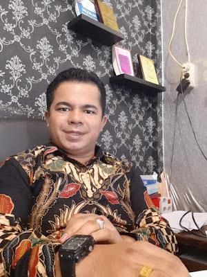 Kuasa Hukum Karjo Sutomo, Marimon Nainggolan SH MH