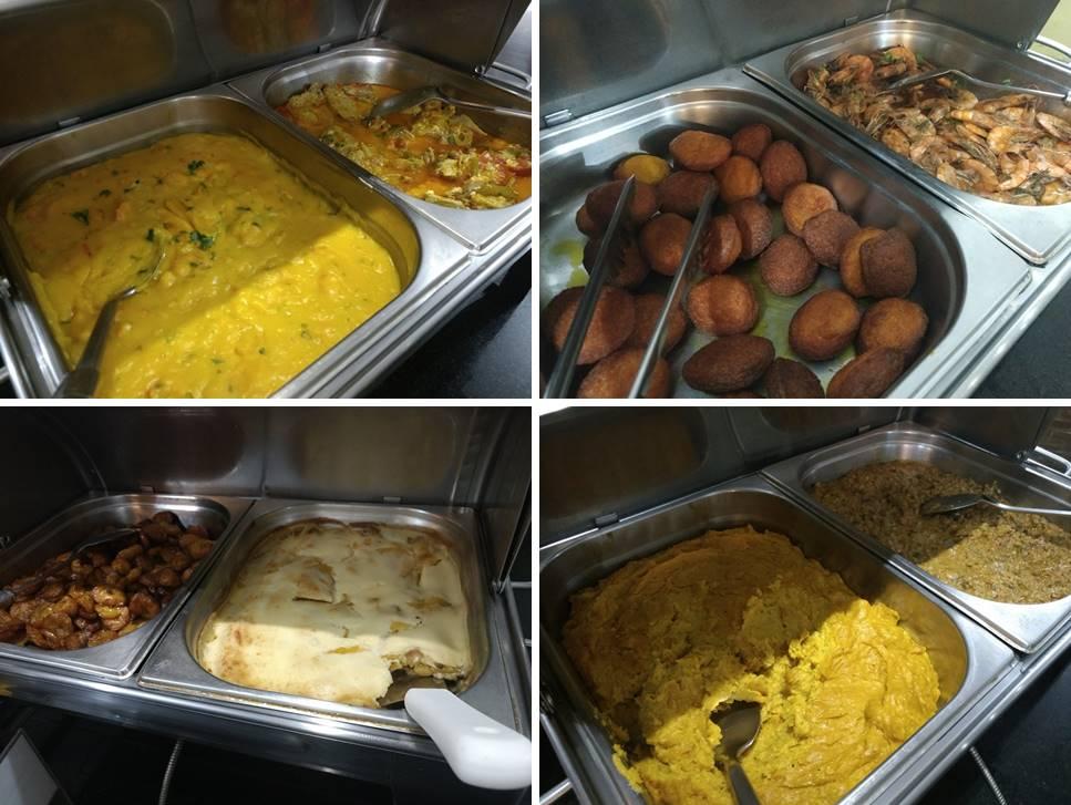 Restaurante com Show em Salvador