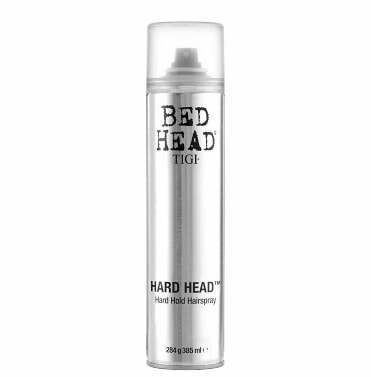 Fixativ pentru fixare puternica Bed Head Hard Head, 385 ml