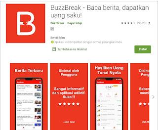 Aplikasi Android Penghasil Uang Gratis
