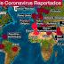 América Latina superó los 10.000 casos de contagio de coronavirus