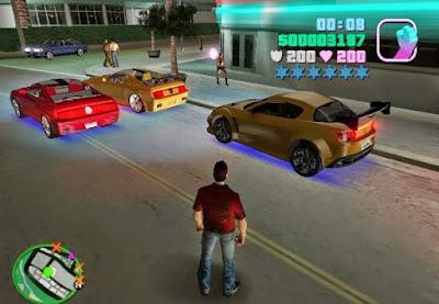 grand theft auto vice city mod apk game