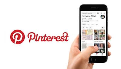 Ada banyak ide dan inspirasi yang bisa didapat dari aplikasi Pinterest