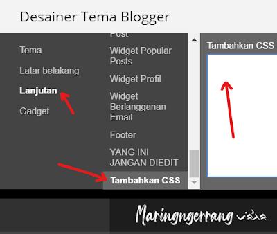 Tiga Cara Menghilangkan Ikon Quickedit di Blogger