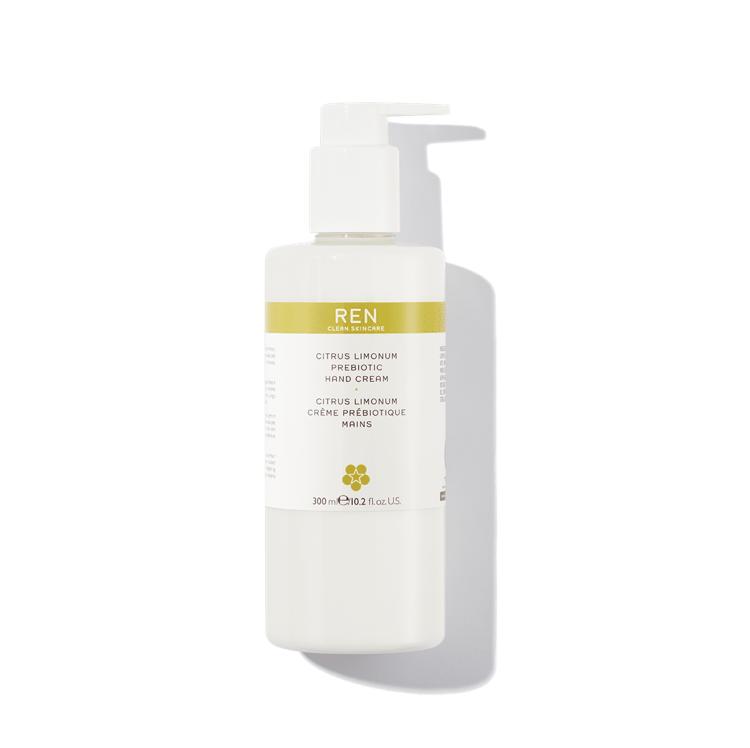 REN Skincare citrus limonium hand cream