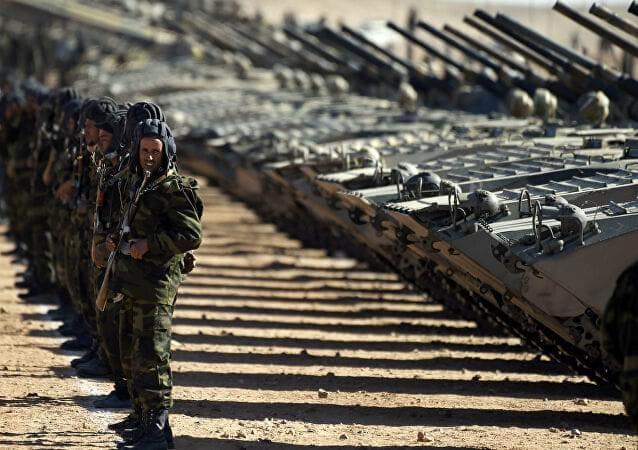🔴 البلاغ العسكري رقم 17 : وحدات الجيش الصحراوي تواصل دك تمركزات الجيش المغربي على طول جدار العار.