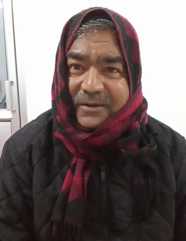 डॉ. त्रिपाठी बचे डायलेसिस से : बोले आयुर्वेद जन्मदाता है और रहेगा !!