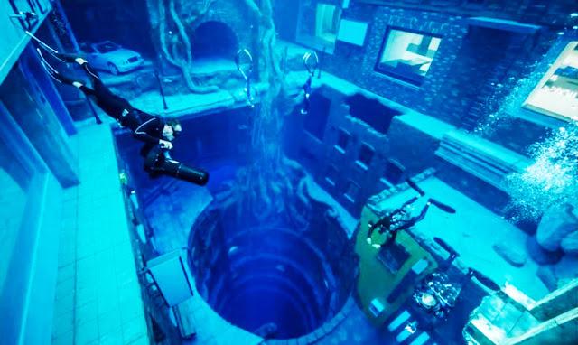 Deep Dive Dubai - World's Deepest Pool