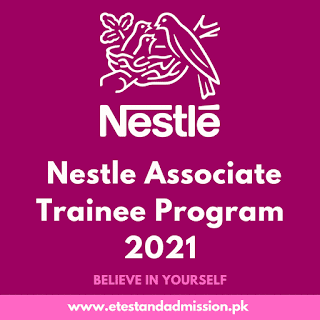 Nestle Associate Trainee Program 2021