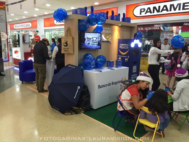 Alquiler de fotocabinas en centros comerciales la Centro Mayor