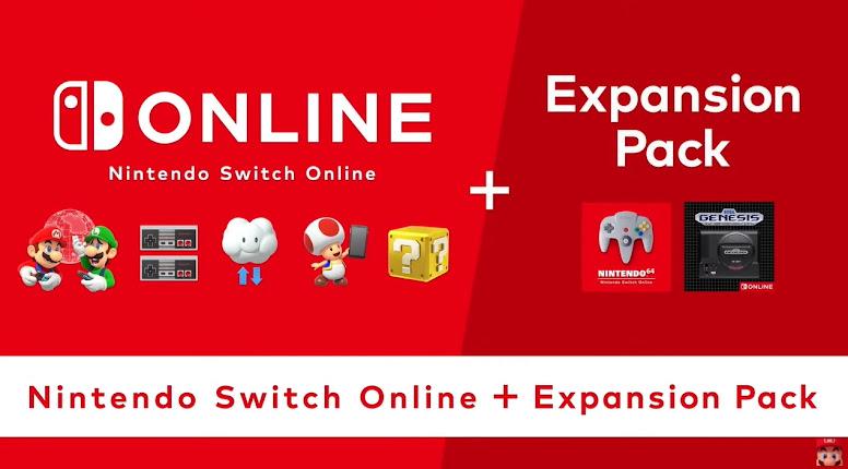 Nintendo Switch Online Premium