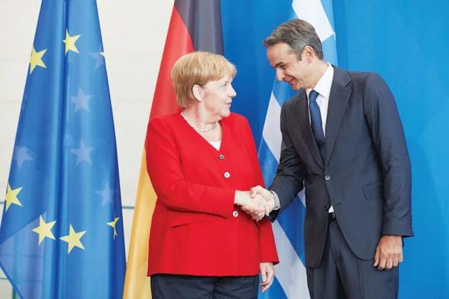 Η υποταγή στο Βερολίνο οδηγεί σε ακρωτηριασμό