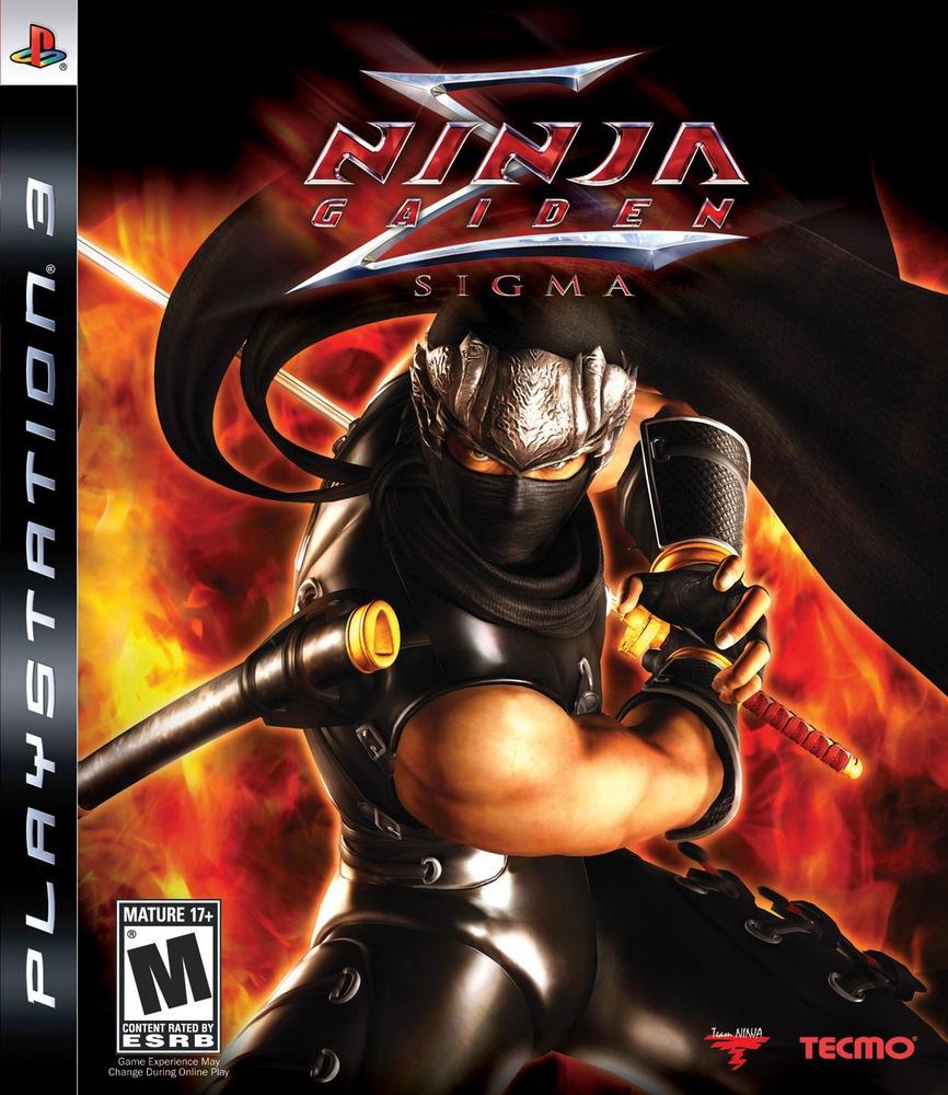 Ninja Gaiden Sigma PS3 ISO