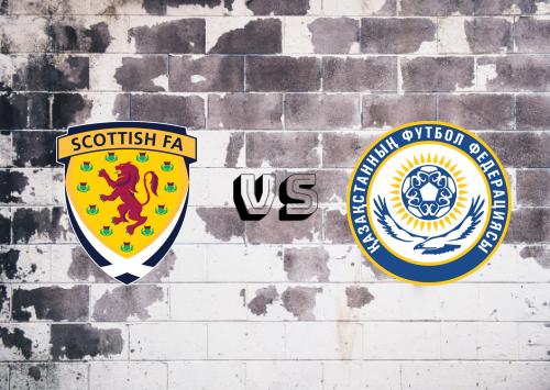 Escocia vs Kazajistán  Resumen