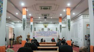 DPRD Kota Cirebon Gelar Paripurna LKPJ Tahun 2019
