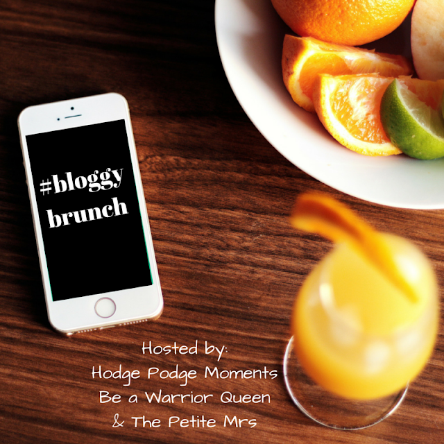 Bloggy Brunch #7 & Blogger PJ Party