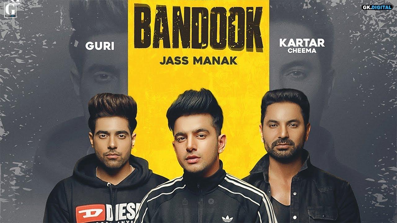 Bandook Lyrics, Jass Manak
