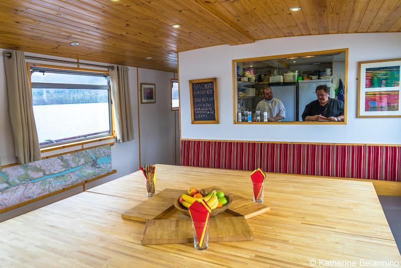 Simon Wilkinson Scotland Cruise Caledonian Discovery
