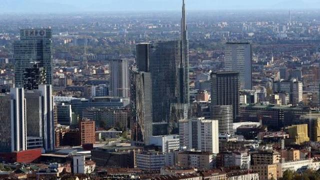skyline-Milano