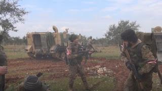 """الجيش الوطني: مطارات النظام السوري """"كويرس والنيرب"""" باتت خارج الخدمة"""