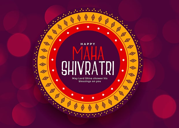 Happy ma shivratri Wishes images-min