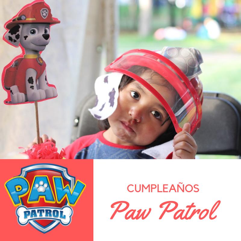 Cumpleaños Paw Patrol
