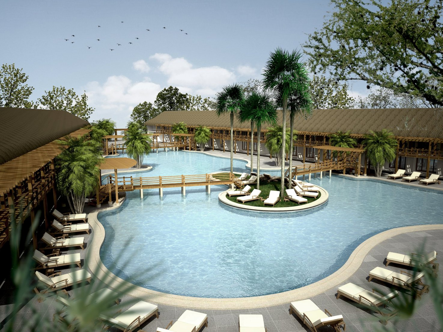 Legend Of The Bluewater Panglao Beach Resort Bohol S Newest Island