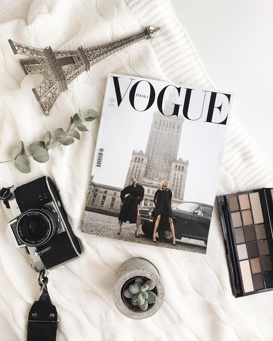 Pierwszy numer Vogue Poland
